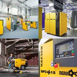 Sigma compressor products & distributor